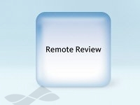 Licence DI Remote Review Software